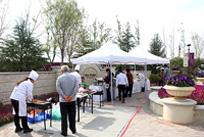 罗兰香谷烧烤活动